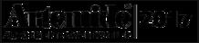 Artemide Logo 2017 black