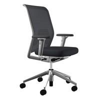 Vitra - ID Mesh Bürostuhl Aluminiumgestell