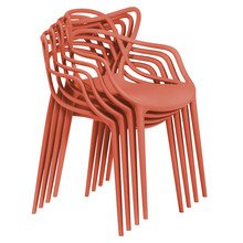 Kartell - Masters Chair Set Of 4