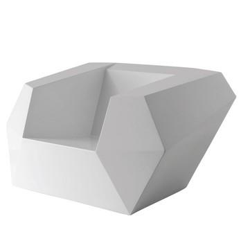 Vondom - Faz Sessel - weiß/matt