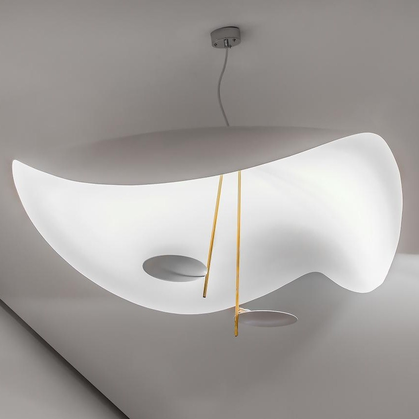 Lederam S2 LED Pendant Lamp | Catellani & Smith | AmbienteDirect.com