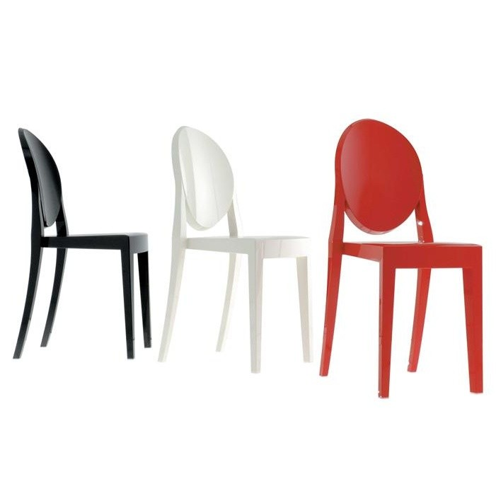 Victoria Ghost Chair | Kartell | AmbienteDirect.com
