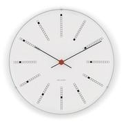 Rosendahl Design - Horloge murale Bankers blanc