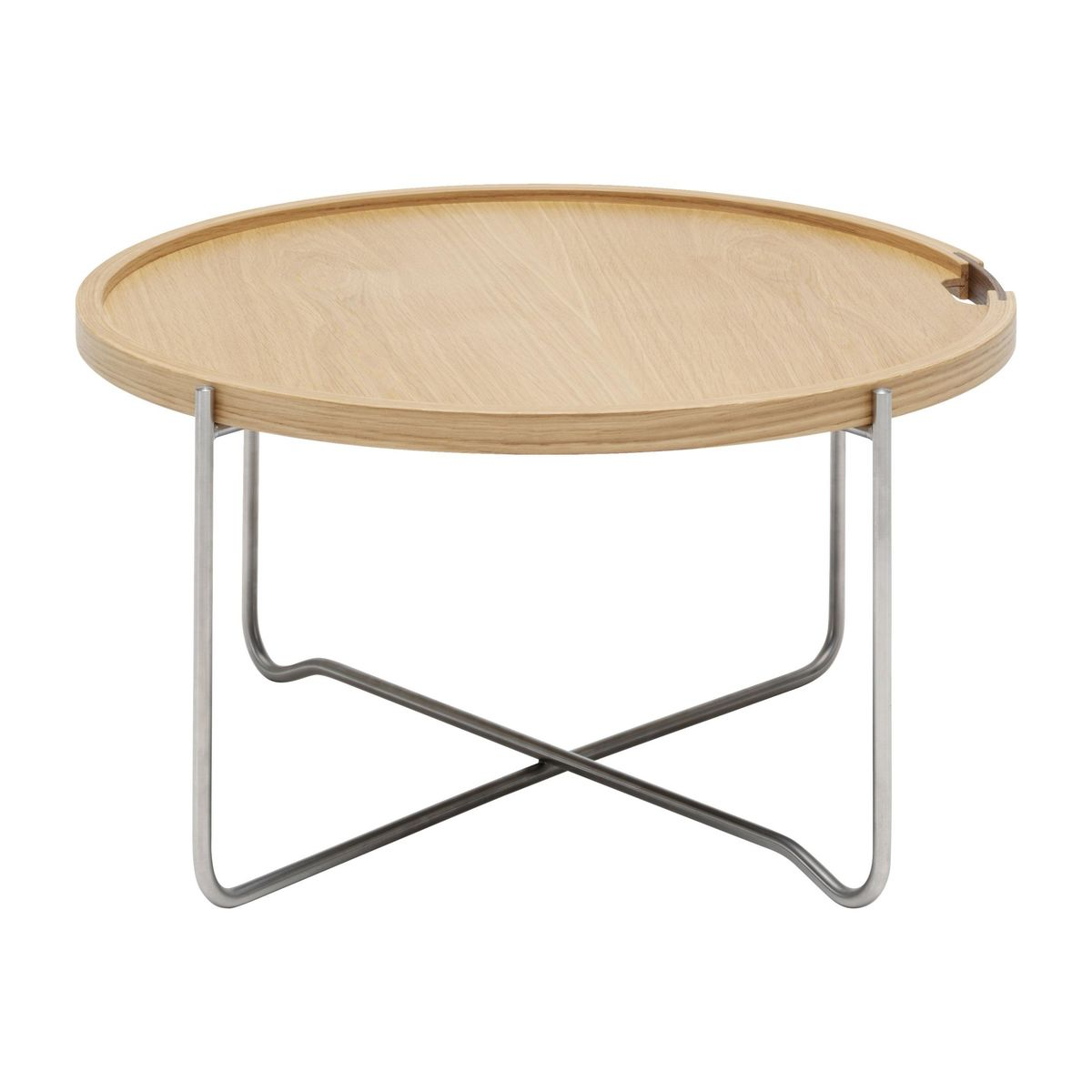 Tray Table Carl Hansen Ch417 Side Table Tray Table Carl Hansen