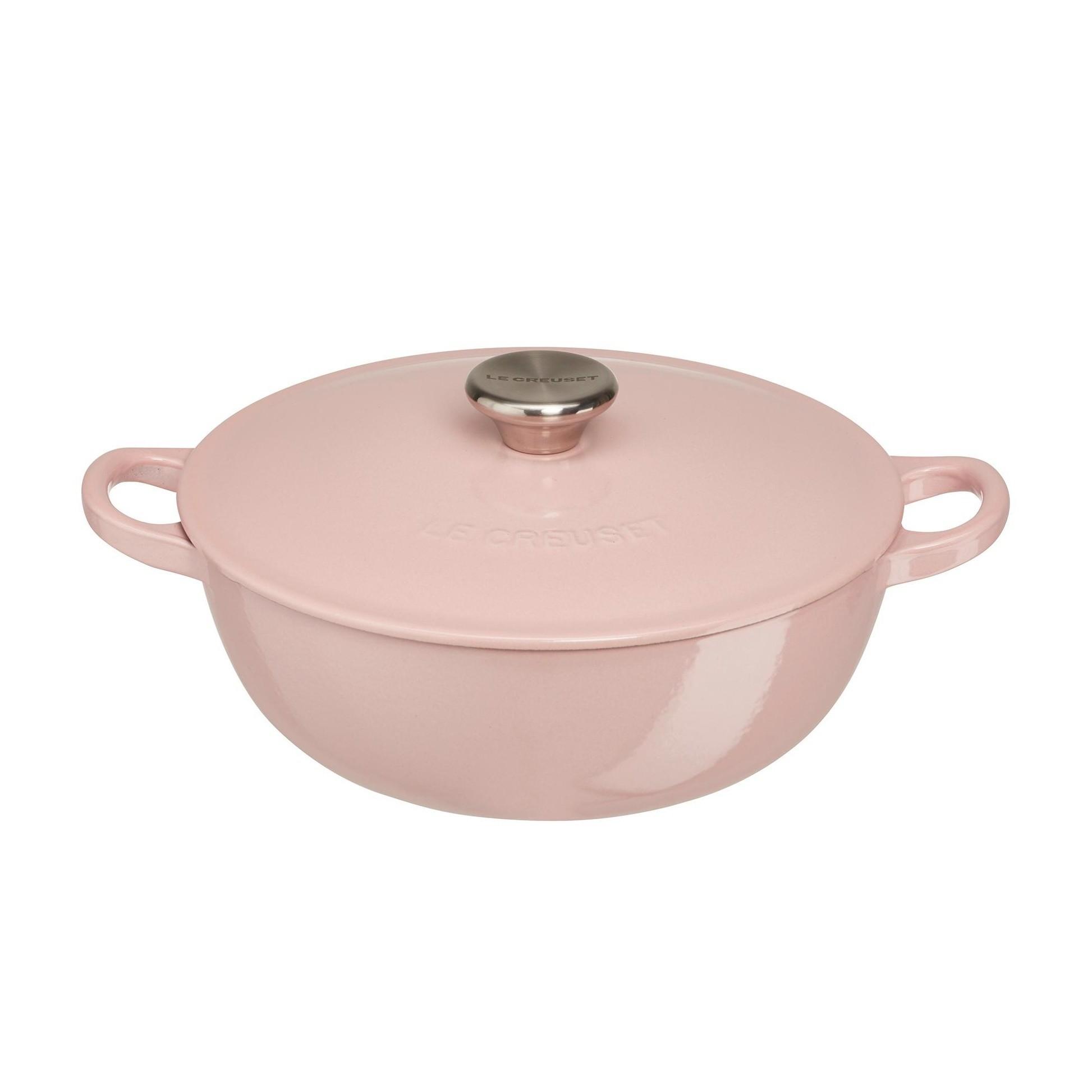 Le Creuset Limited Edition La Marmite Family Cooking Pot Pink