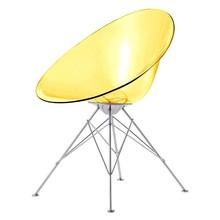 Kartell - Ero/S/ Stuhl mit Eiffelturmgestell