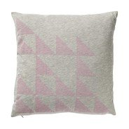 Bloomingville - Geometrics Cushion Rose
