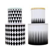 ferm LIVING - ferm LIVING Storage Boxes Set of 2