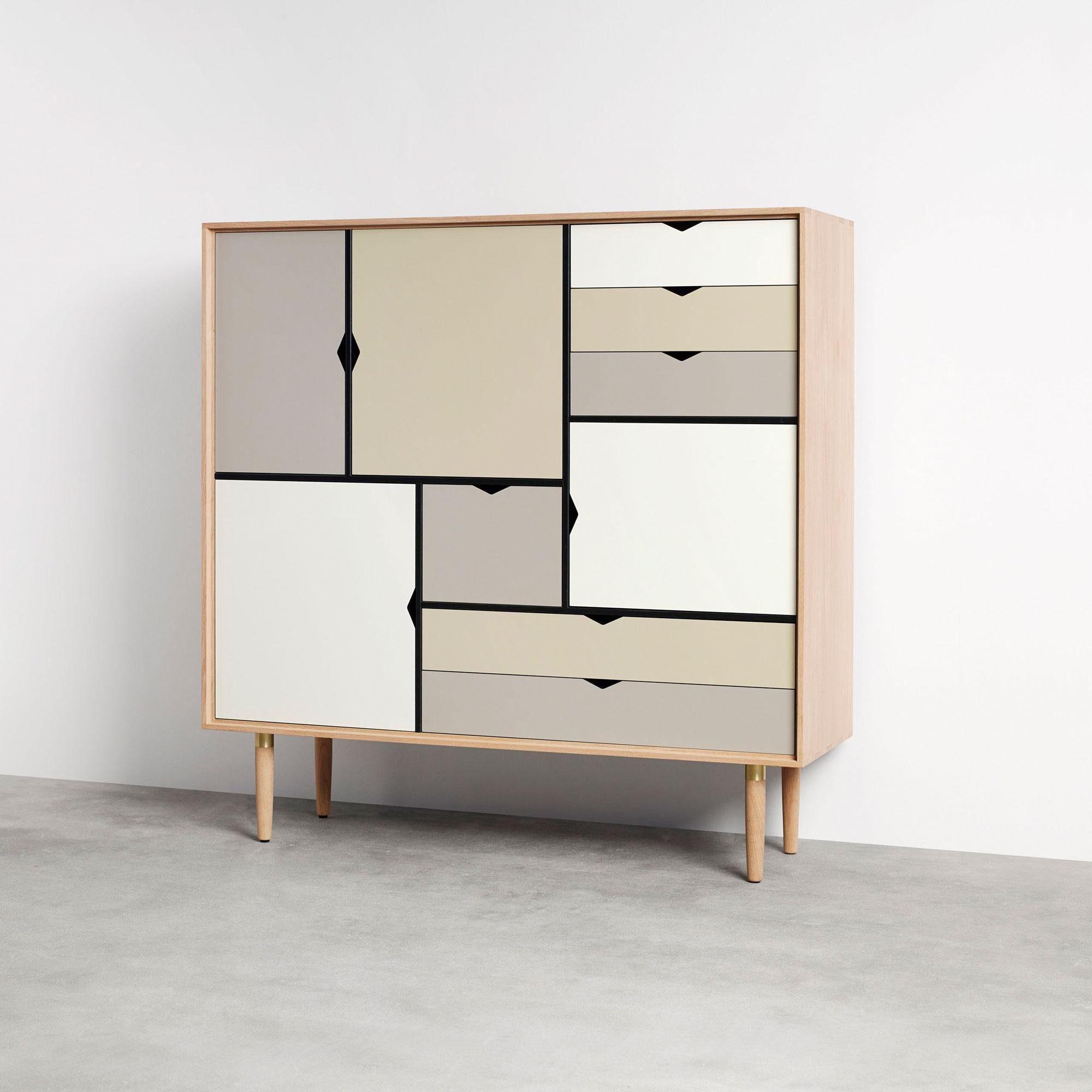 Andersen Furniture S3 Cupboard Multicolored | Andersen Furniture ...