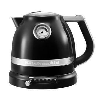 KitchenAid - KitchenAid Artisan 5KEK1522E Wasserkocher - onyx schwarz/glänzend/1,5 l/2400W