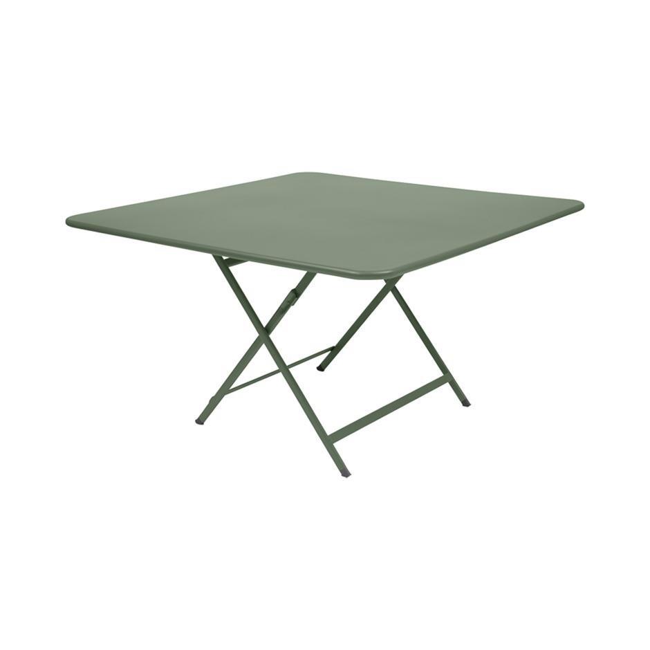 Fermob Caractère -Table de jardin pliable 128x128cm | AmbienteDirect