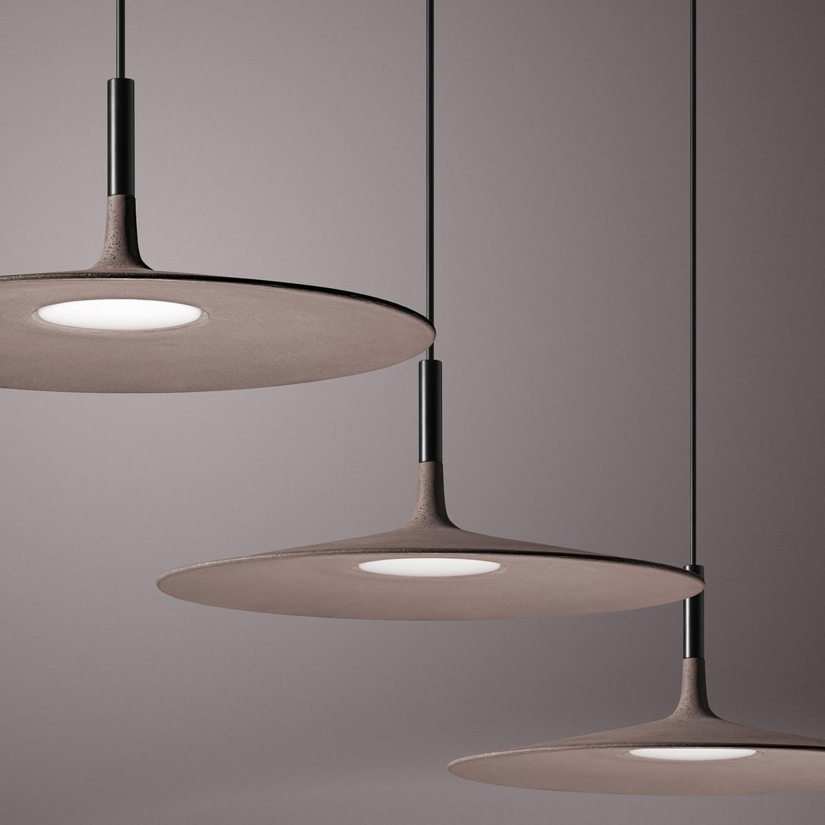 aplomb large led pendelleuchte foscarini. Black Bedroom Furniture Sets. Home Design Ideas