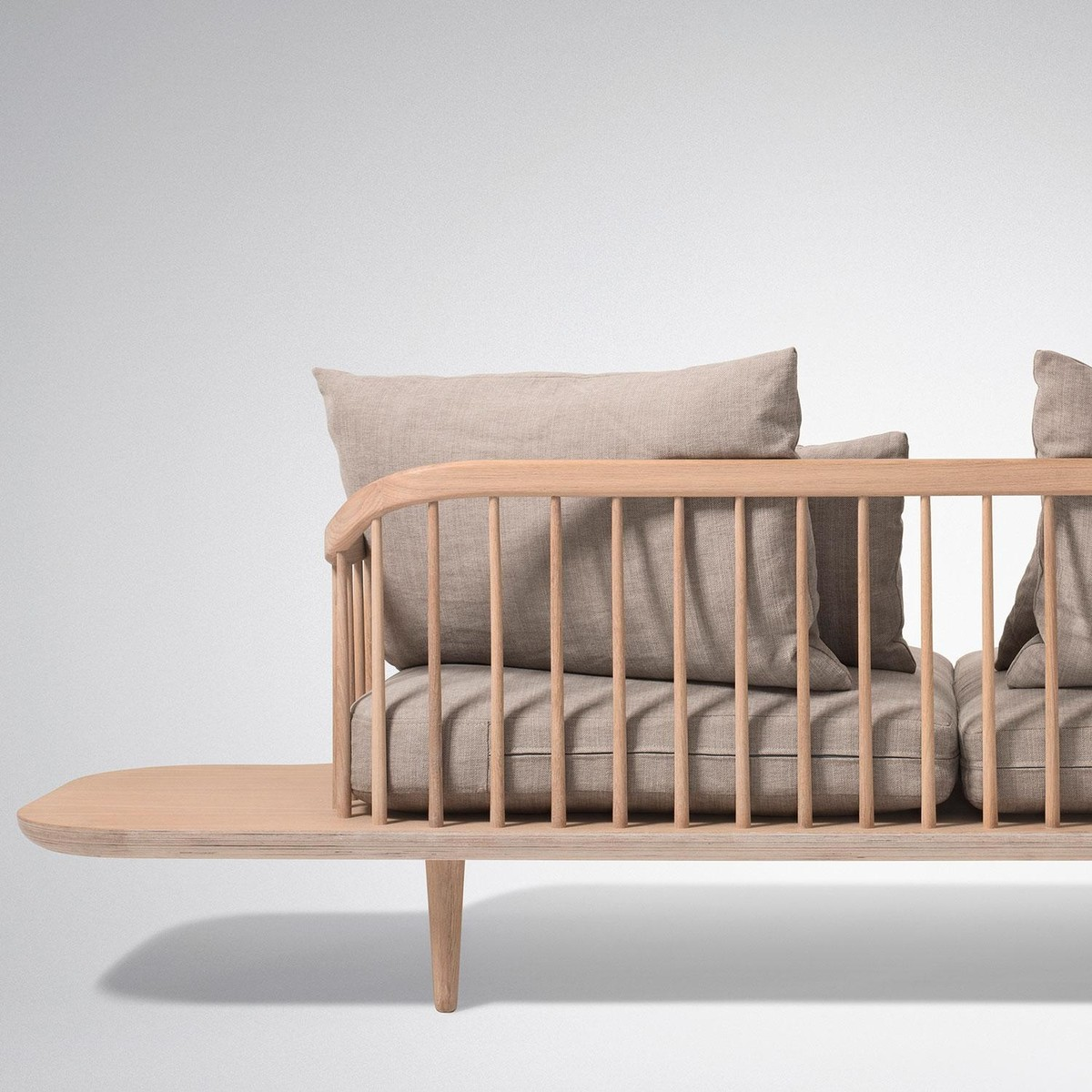 fly sc3 canap 2 places avec rangement andtradition. Black Bedroom Furniture Sets. Home Design Ideas