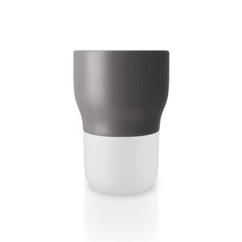 - Eva Solo Nordic Blumentopf Ø9cm - nordisch grau/selbstbewässernd/H 13.9cm