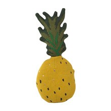 ferm LIVING - Fruiticana Pineapple Game Pillow