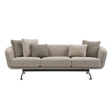 Kartell - Betty 3-Sitzer Sofa