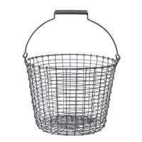 Korbo - Bucket Wire Bucket With Handle