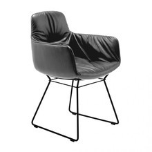 Freifrau - Leya Armchair High Wire Frame