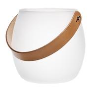 Holmegaard - Design with Light Glasschale satiniert