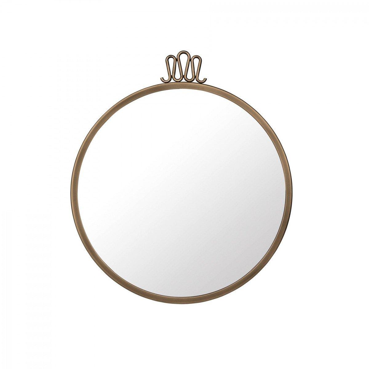 Gubi Spiegel gio ponti randaccio muur spiegel gubi ambientedirect com