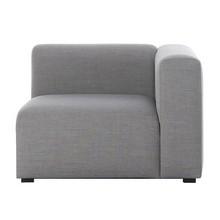 HAY - Mags Sofa-Modul Rechts schmal 97x95,5cm