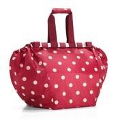 Reisenthel - Reisenthel easyshoppingbag Tasche - ruby dots/Polyester
