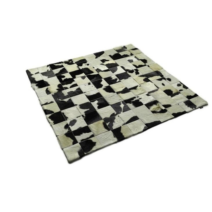 Q5 - Tapis patchwork peau de vache | Kurth | AmbienteDirect.com