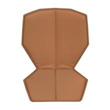 Magis - Chair One Sitz- und Rückenkissen Leder