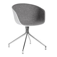 HAY - About a Chair AAC 20 Drehstuhl gepolstert Gestell poliert
