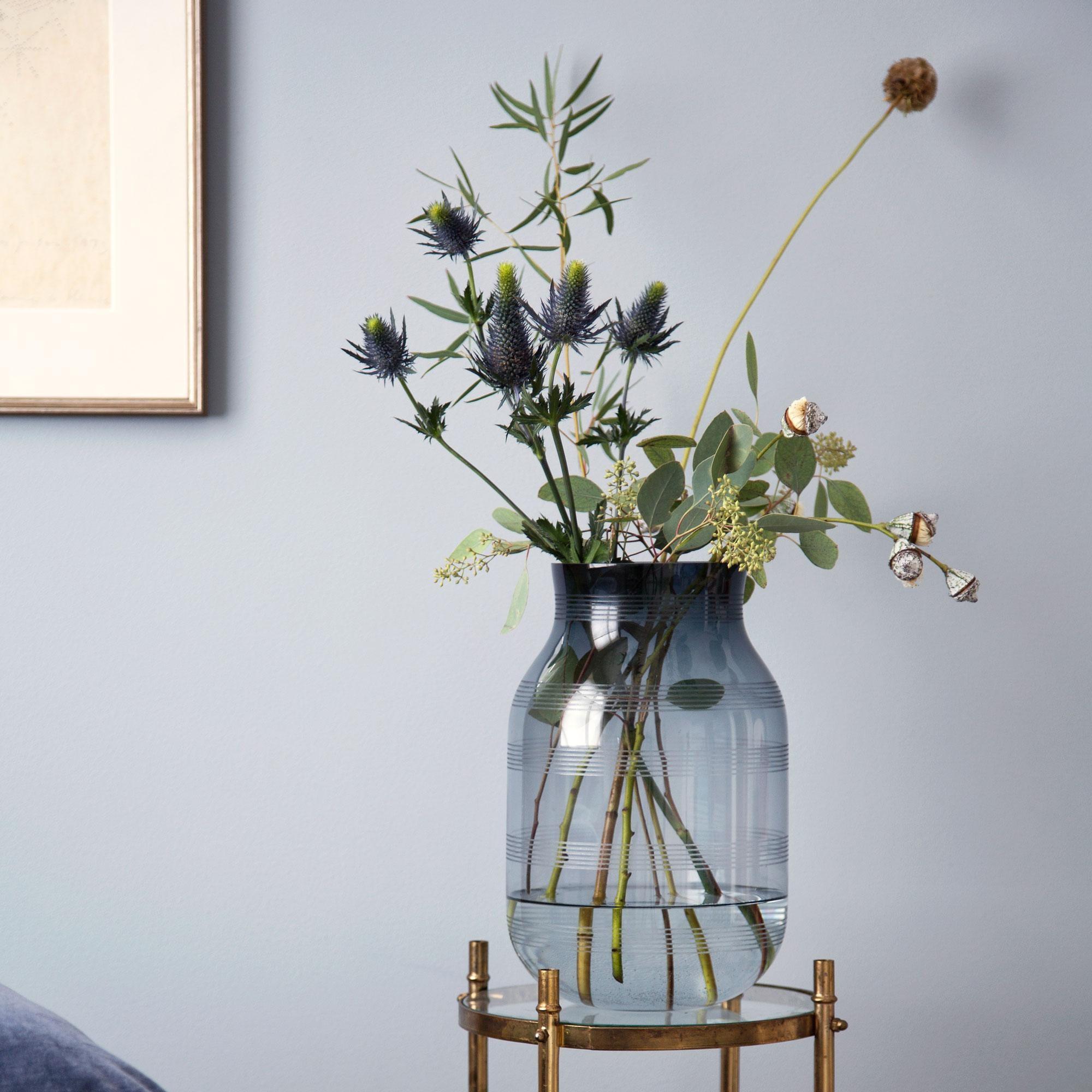 Fabelaktig Kähler Omaggio Glass Vase H 28cm | AmbienteDirect BU-19