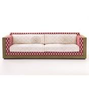 Moroso: Hersteller - Moroso - Karmakoma Sofa 3 Sitzer
