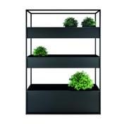 Röshults - Planter Carl 1400 Plant Box 3 Boxes