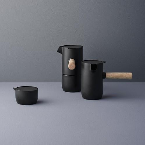 Stelton - Collar Kaffeemühle mit Deckel