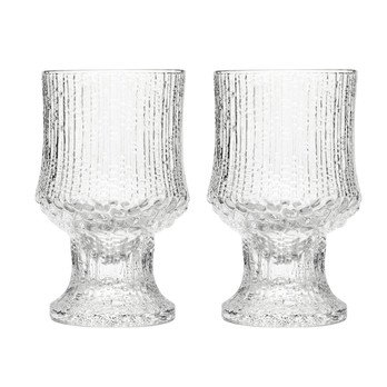 iittala - Ultima Thule Rotweinglas Set 2tlg. - transparent/23cl