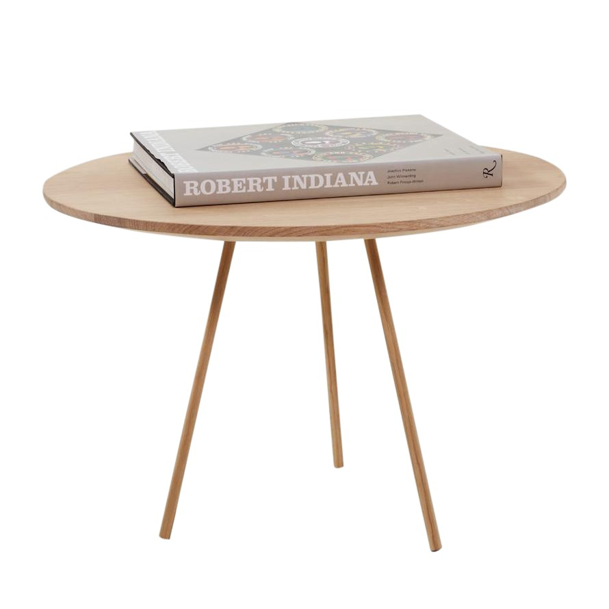 - More Drip Side Table Round H 38cm AmbienteDirect