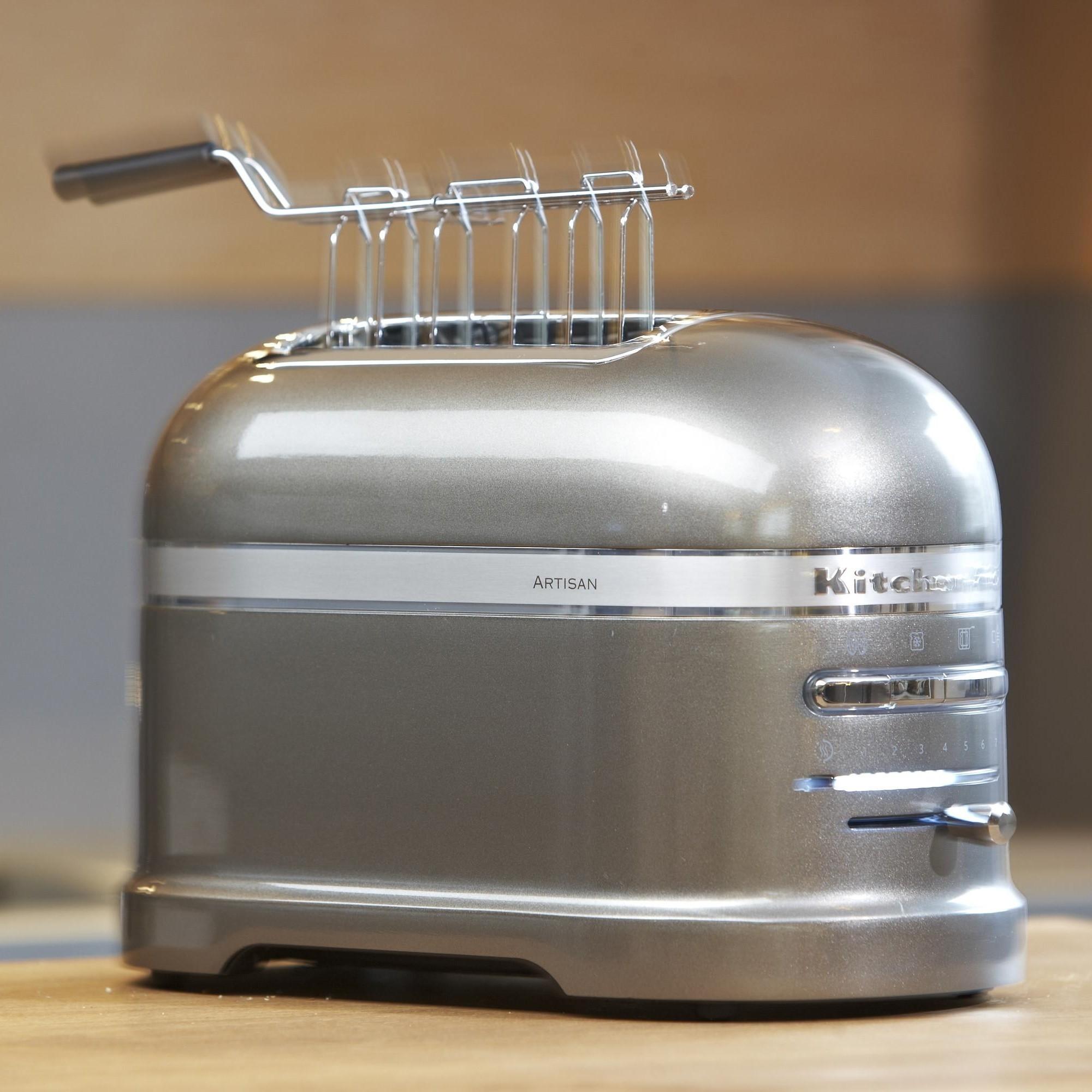 KitchenAid Artisan 5KMT2204 Toaster 2 Scheiben