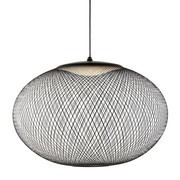 Moooi - NR2 Just Black Medium LED pendellamp