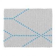 HAY - S&B Dot Teppich 100x80cm