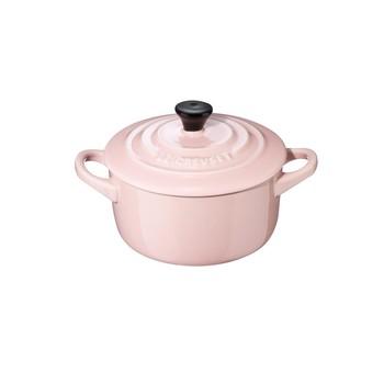 Le Creuset - Limited Edition Mini Cocotte - rosa/Auch für Mikrowelle & Gefrierschrank geeignet