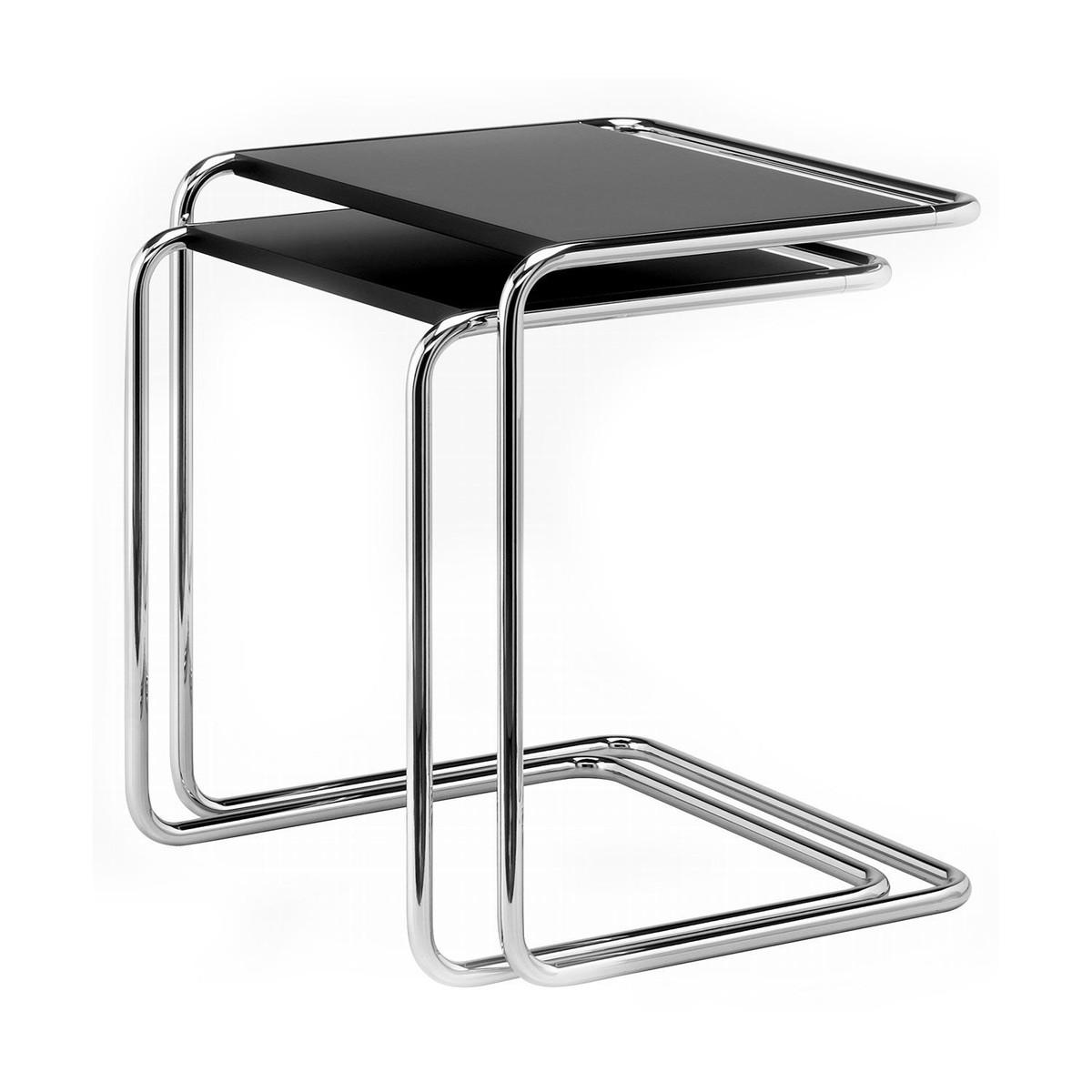 Thonet b 97 side table thonet for Table thonet