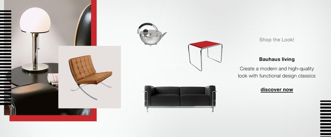 Presenter ShopTheLook Bauhaus EN