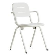 Woud - Chaise de jardin avec accoudoirs Ray