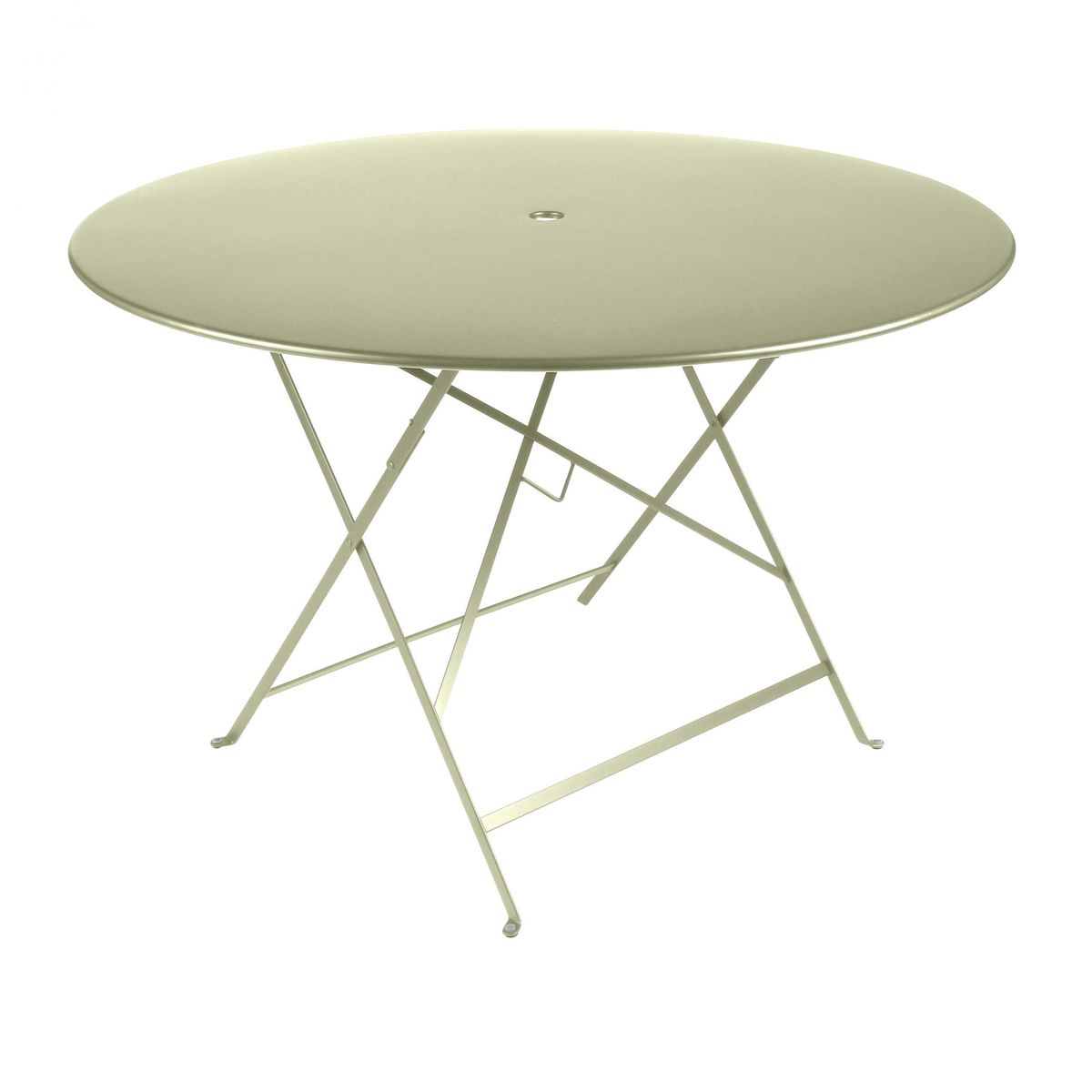Bistro table pliante 117cm fermob - Table brasserie pliante occasion ...