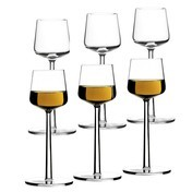 iittala - Essence Sherry Gläser Set 6tlg. - transparent / 15cl/6 Gläser im Set