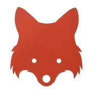 ferm LIVING - Fox LED Wandleuchte