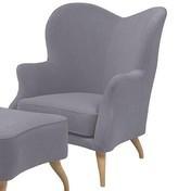 Gubi: Hersteller - Gubi - Gubi Bonaparte - Sessel
