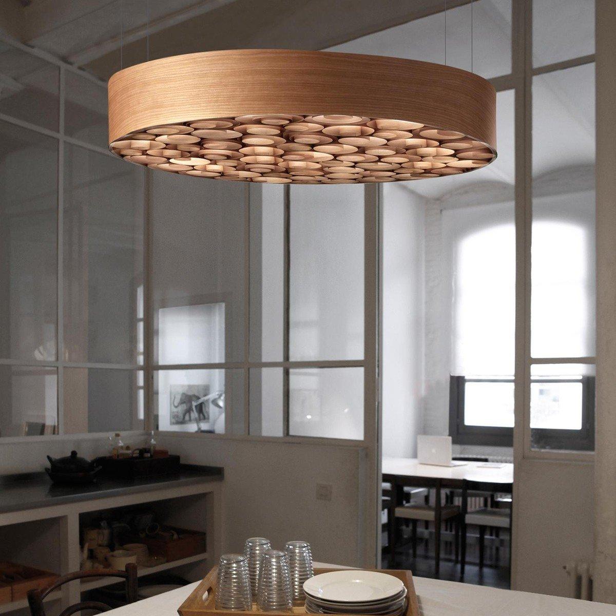 Spiro SM LED Suspension Lamp | LZF Lamps | AmbienteDirect.com