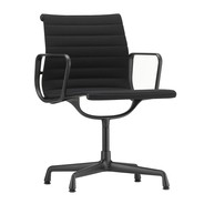 Vitra - EA 104 Aluminium Chair Black Base