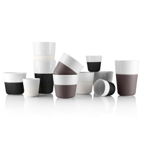 Eva Solo - Eva Solo Colour Grip Latte Macchiato Becher