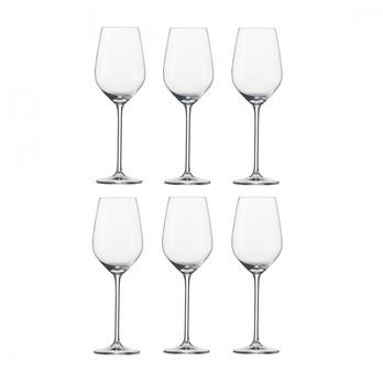 Schott Zwiesel - Fortissimo Weißweinglas 6er Set - transparent/420ml/H: 24.8cm